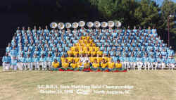 Walterboro High School Band of Blue 1998 - Spanish Part Dos